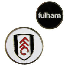 Fulham Fc Double Sided Metal Golf Ball Marker - Golfers Gift