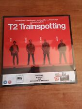 Trainspotting T2 bluray più dvd art cards big sleeve