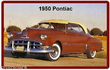 1950 Pontiac Refrigerator Magnet