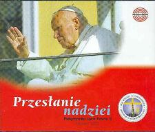 3CD JAN PAWEŁ II Przesłanie nadziei Kraków 2002