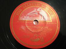 "EUGENE ORMANDY, DOROTHY MAYNOR ""Chorale"" (Nicolai - Bach) 78rpm 12"" 1944 EX/NM"