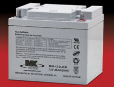 12V 45 AH Mobility Scooter MK Battery 45AH Amp Hour NEW