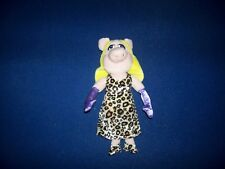 Disney Posh Paws Muppet soft toy - Miss Piggy approx 9""