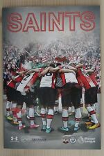 2017/18 SOUTHAMPTON V MAN CITY (13/05/2018) *WITH POSTER*