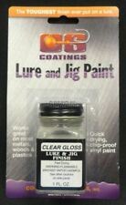 NEW! Component Systems DRMS-210 Vinyl Lure and Jig Paint, Clear