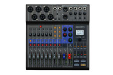 Zoom LiveTrak L-8 Rack Mount Live Podcast Mixer/Recorder Auth Dealer Make Offer!