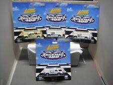 JOHNNY LIGHTNING MINT ON CARD SET OF 4 BRICKYARD 400 RACE EMERGENCY VEHICLES &