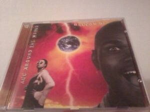 MELLOW D All Around The World CD Album 95 Electronic Funk Soul Hip-Hop POST FREE