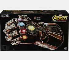 Avengers Infinity guerre Marvel Legends Replica THANOS INFINITY GAUNTLET NEUF! #2