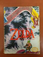 THE LEGEND OF ZELDA A LINK TO THE PAST rare original Nintendo graphic novel 1993