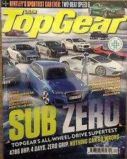 Top Gear Magazine April 2015 Issue 268 Nissan GT-R Audi RS3 Bentley GT3-R