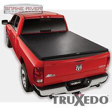 TRUXEDO TRUXPORT SOFT ROLL UP TONNEAU COVER 09-15 DODGE RAM 1500 6.4' BED