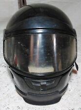 Vintage Arctic Cat Shc No 3 Snowmobile Helmet Full Face W/ Visor
