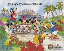 Neuf Avec Gomme Originale 1981 Walt Disneys Dominique Bloc 67 complète Edition