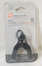 Shock Doctor Pro Mouth Guard Adult & Youth 11+ Strapped and Strapless Smoke