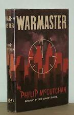Philip McCutchan - Warmaster - UK 1st 1st - 1963 HCDJ - Scarce - NR