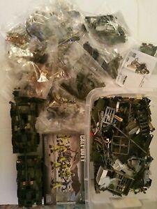 5+ Lbs Mega Bloks Halo & Call of Duty, Parts, Figures & Accessories Bulk Lot