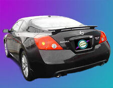 PAINTED SPOILER FOR A NISSAN ALTIMA 2-DOOR COUPE 2008-2014 CUSTOM STYLE SPOILER