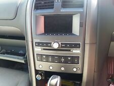 ford territory ghia sy awd radio 6 stacker cd player ac heater controls