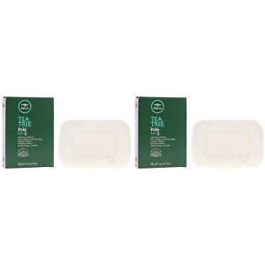 Paul Mitchell Tea Tree Body Bar 5.3 oz 2 Pack