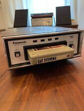 Vintage Panasonic Stereo 8 Track Player Tape Deck Japan Rs-804Us
