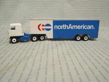 Winross North American Van Lines Mack Ultraliner Diecast Tractor Trailer 1/64