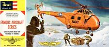 Revell 1:72 Sikorsky Ho4S-1 Helicopter Famous Aircraft Series #H-172-130
