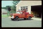 Scotch Plains NJ 1965 Chevrolet Brush Truck Fire Apparatus Slide
