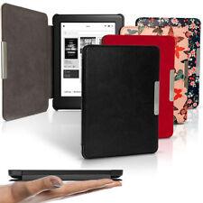 Carcasa de piel sintética para tablets e eBooks