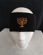 Hebrew Israelite Holy Menorah Headband / Earband