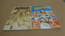Masamune Shrirow's Dominion + conflict Graphic Novels,