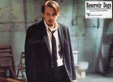 STEVE BUSCEMI RESERVOIR DOGS 1992 VINTAGE LOBBY CARD TARANTINO