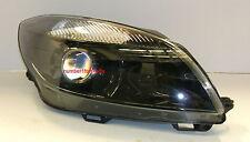 Original Skoda o/s/f Mano Derecha Frontal Negro Halógena cabeza de la lámpara luz 5j2941018f