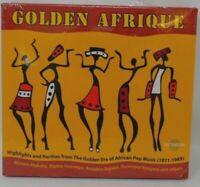 Various Artists-Golden Afrique 2- CD NEW SEALED