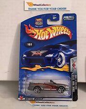Mustang GT 1996 # 197 * Final Run Grey * 2003 Hot Wheels * D27