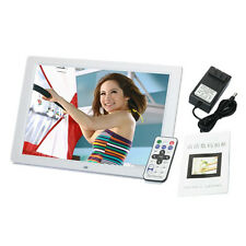 """15""""inch HD TFT-LCD Digital Photo Frame Picture MP4 Movie Player Remote Control"""