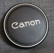 Canon metal lens cap 58mm
