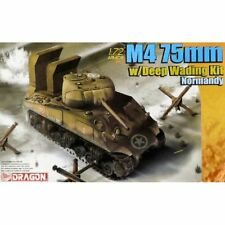 Dragon 7367 Sherman M4 Normandy with Deep Wading Kit 1/72 scale model kit