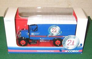 Corgi Collectors Club 21st Anniversary Thornycroft Box Van 1:43 Scale