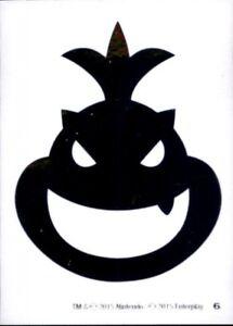 Super Mario Chrome Bowser Jr. Icon Dog Tag Decal Sticker #6