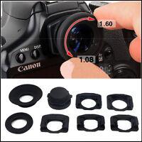 Mcoplus 1.08x 1.60x Zoom Viewfinder Eyepiece Magnifier for Canon Nikon Sony Fuji