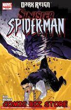 DARK REIGN: SINISTER SPIDER-MAN #2 (2009) 1ST PRINT BAG & BOARDED MARVEL COMICS