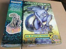More details for godzilla supercast 3d plaster figure model