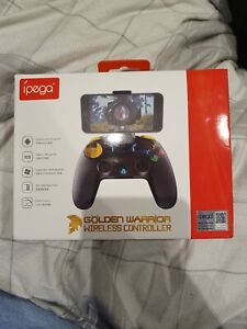 Golden Warrior Wireless Controller
