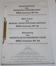 Librairie Officina Manuale NRG EXTREME My 99 ZAPC 18 ZAPC 22 ZAPC 21 PIAGGIO