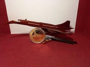 Maquette avion  CONCORDE objets Air France