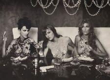 Vintage Breast Friends Photo Bizarre Odd Freaky Strange