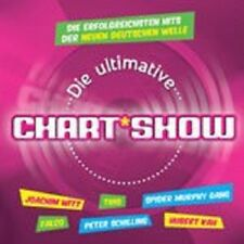 DIE ULTIMATIVE CHARTSHOW-NDW 2 CD NEW+