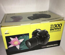 Nikon D300 Outfit DSLR Camera w/ Nikon 18-135mm AFS DX STORE INVENTORY REDUCTION