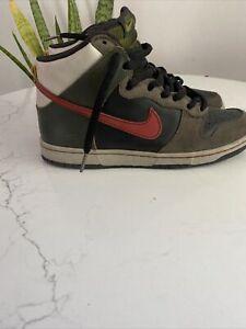 Nike SB Dunk High Boba Fett Sz 10 STAR WARS * Read Description